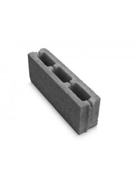 Блок перегородочний паз-гребінь