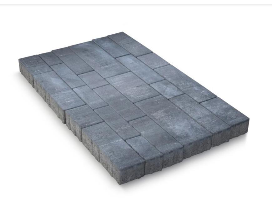 Виды тротуарной плитки. Вибропрессованная, вибролитая и гиперпрессованная плитка
