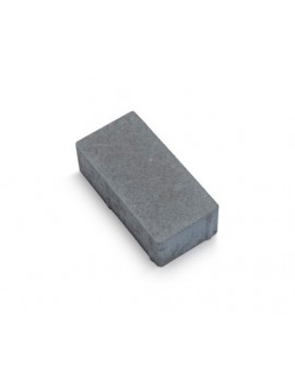 Кирпичик (серый) 6 см без фаски
