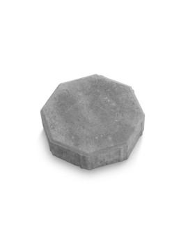 Октавія 6 см сіра