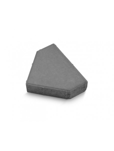 Піраміда (Сіра) 6 см Стандарт