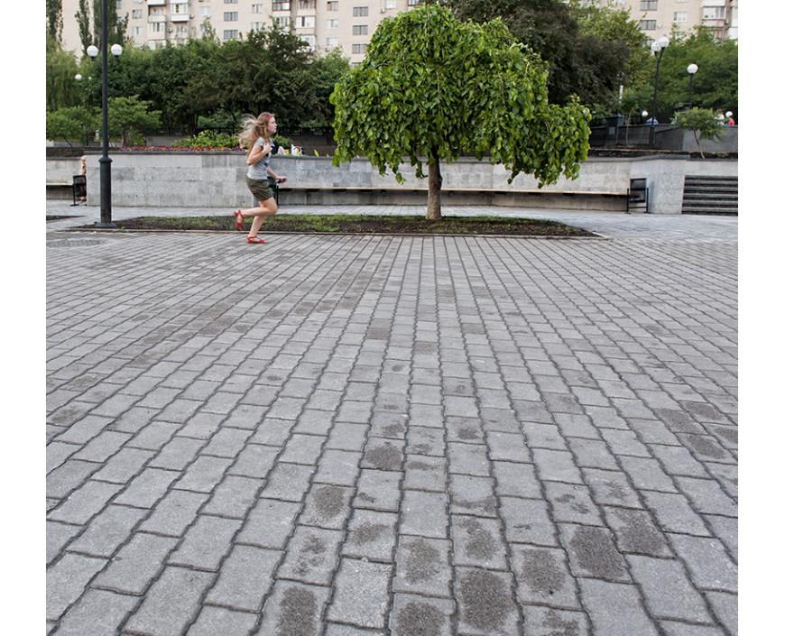 Тротуарная плитка в Житомире от производителя Юнигран