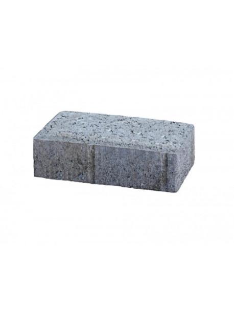 Кирпичик (серый) 6 см классик