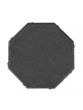 Октавия 6 см серая