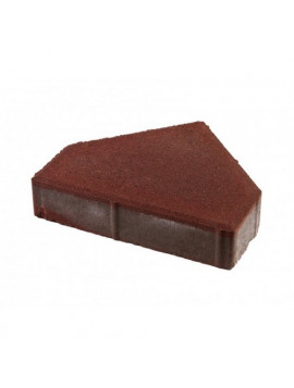 Пирамида (Цветная) 6 см Люкс