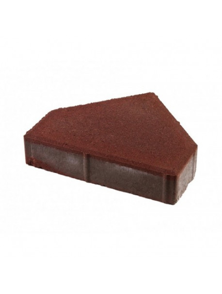 Піраміда (Кольорова) 6 см люкс