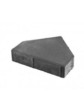 Пирамида (Серая) 6 см Стандарт